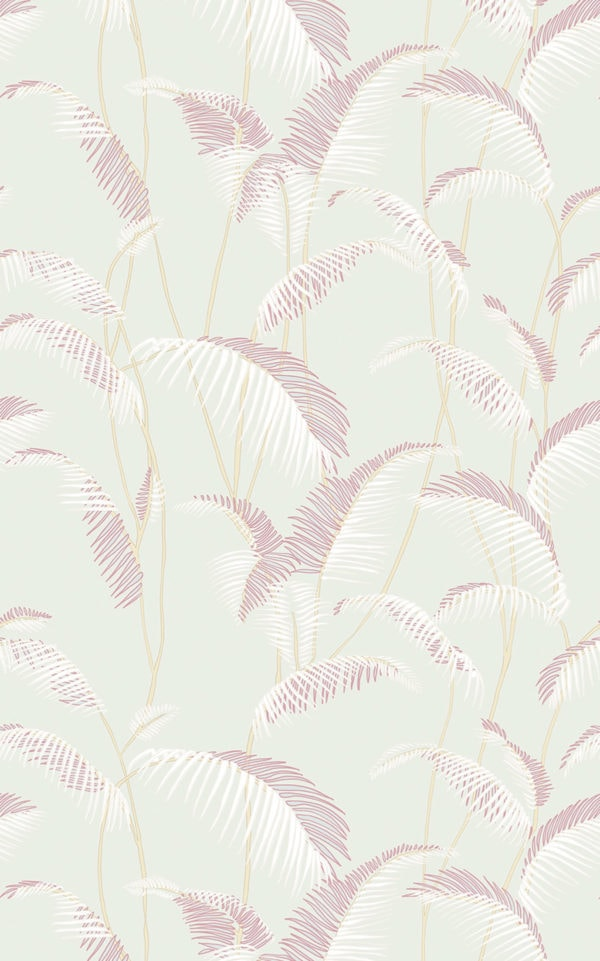 Majorelle Riviera Wallpaper