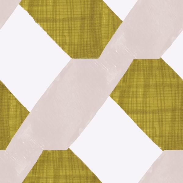 Saro Lime Wallpaper