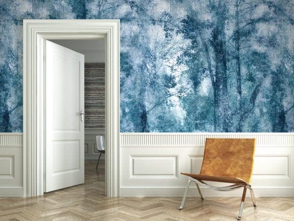 Mist Royal Wallpaper