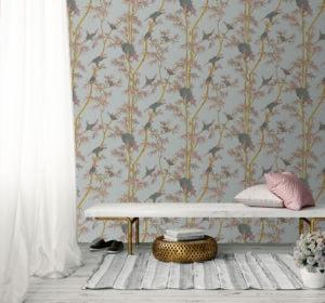 Ylang Ylang Frost Wallpaper