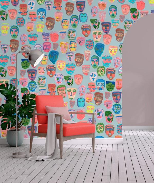 Parade Jade Wallpaper