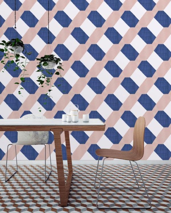 Saro Cobalt Wallpaper