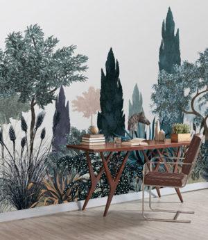 Toscane Riviera Wallpaper