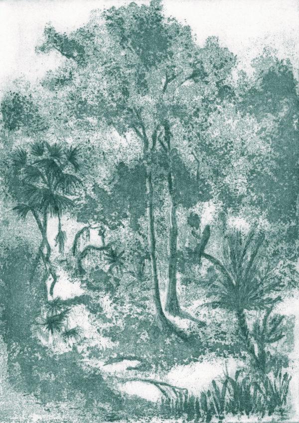 Muse Emeraud Wallpaper