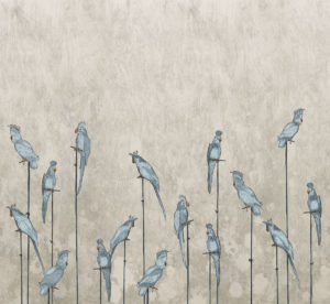 Aralia Wallpaper