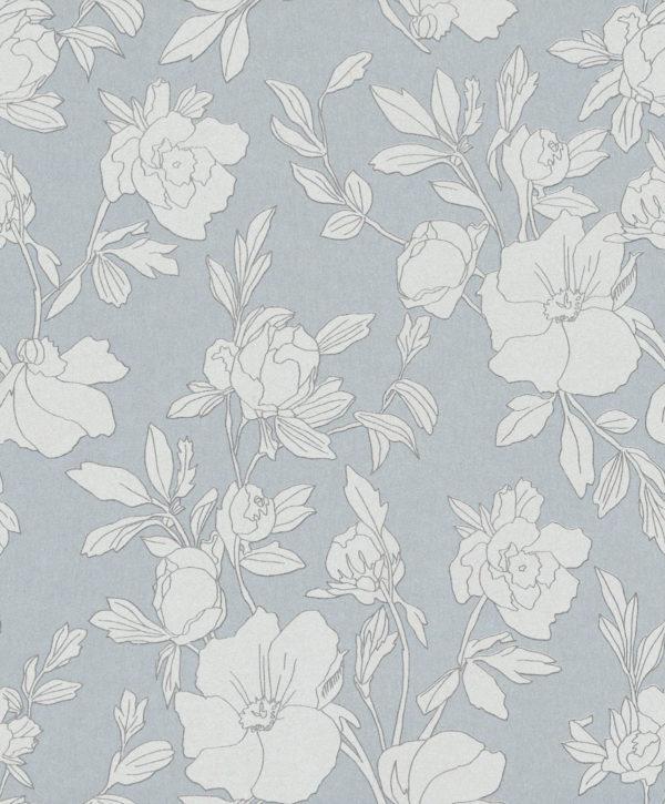 Borage Frost Wallpaper