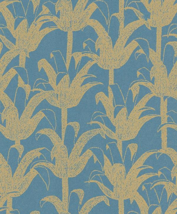 Hô Turquoise Wallpaper
