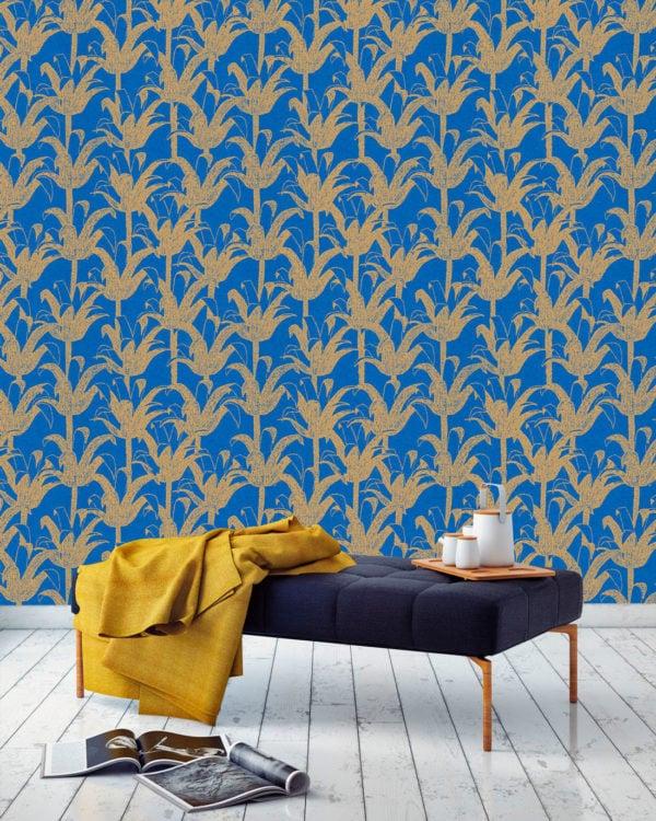 Hô Cobalt Wallpaper