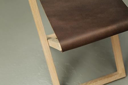 volmaakt foldingchair goelemaes brown