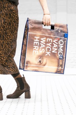 VanEyck shopper LiesbethVerhelst