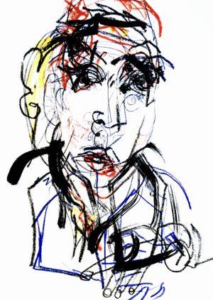 """Portrait """"Les Yeux Dans Les Yeux"""""""