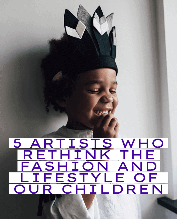 Kids fashion & lifestyle