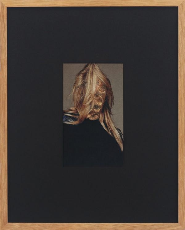 Nest, 2018. Collage op papier 28 x 35cm
