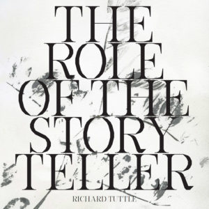 The role of the story teller book cover
