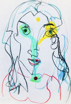 Portrait LYDLY Couleurs