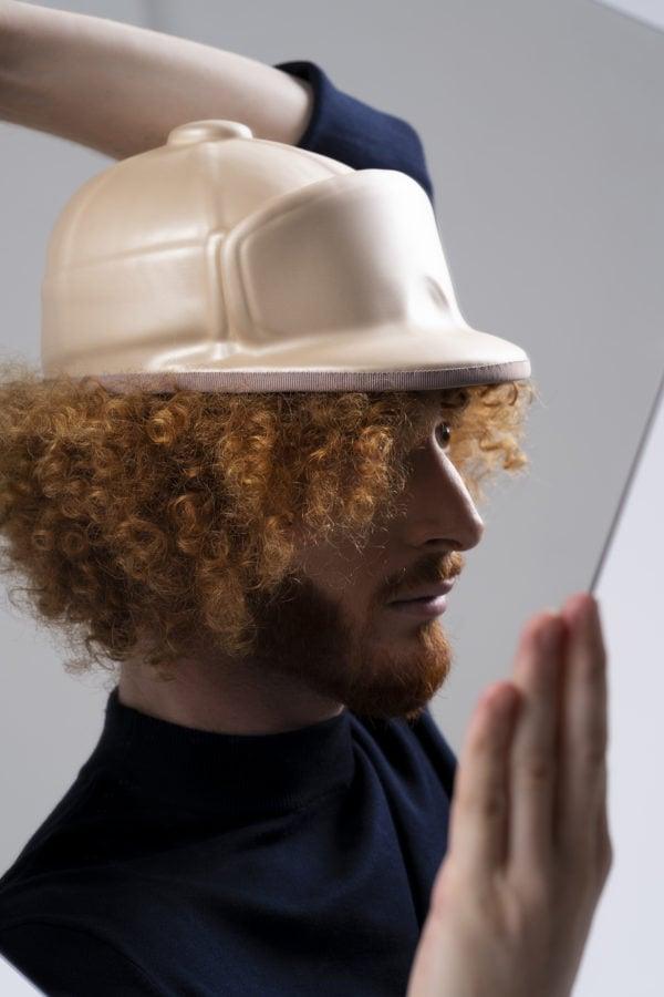 Hackt hak a hat 2021 la cambre master accessoire chloé henris C.pouki liège belgique concours tremplin becraft