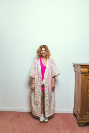 King Comf kimono