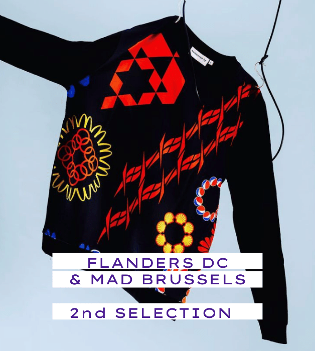 Flanders DC & MAD Brussels 2nd selection