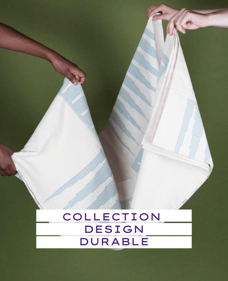 Collection Design & Durabilité