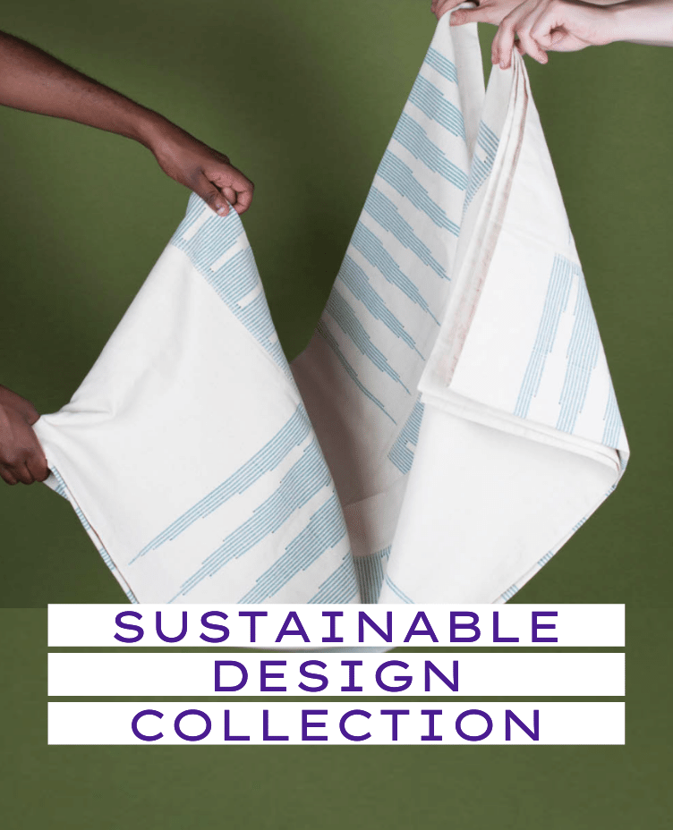 Design & Sustainability collection