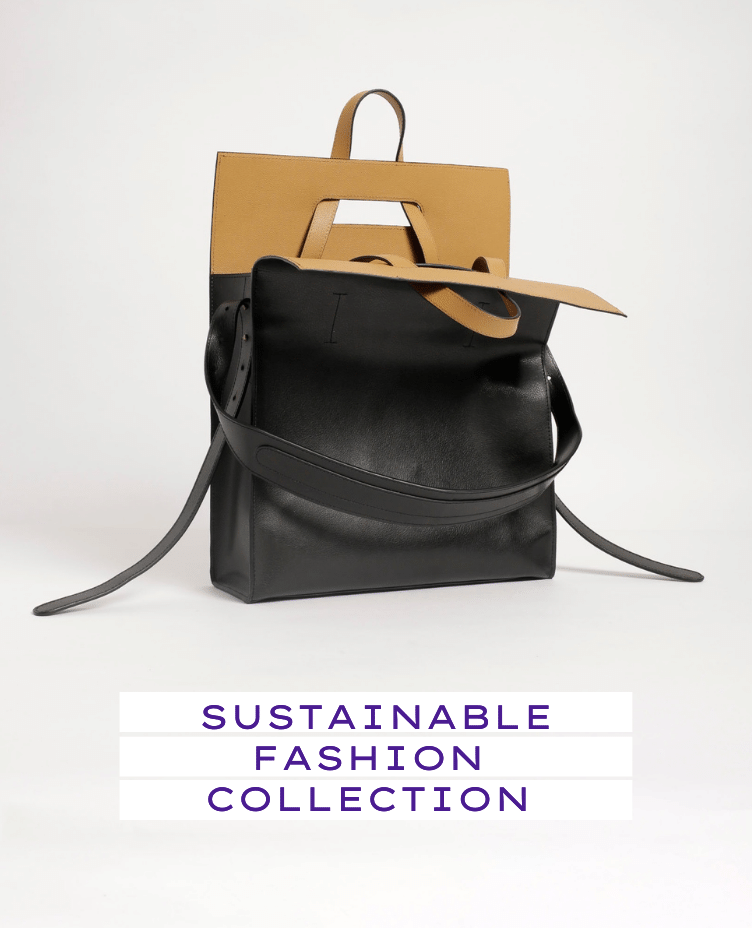 The future of fashion is sustainable !