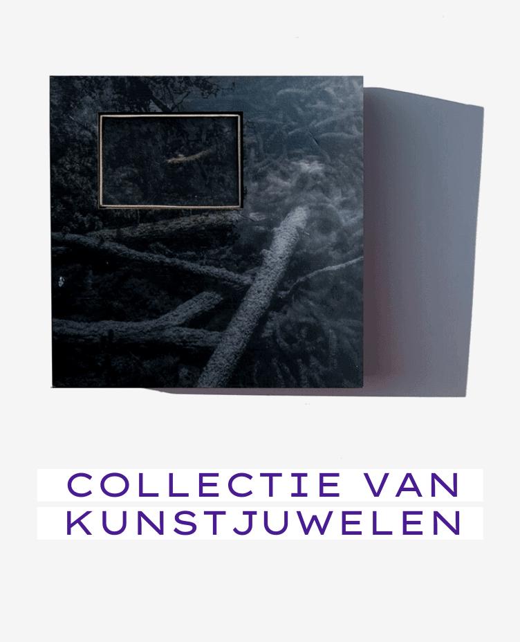 Collectie van kunstjuwelen